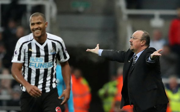 Image for Benitez names best value Newcastle signings