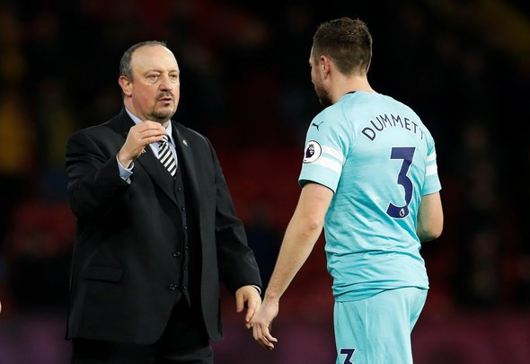 Dummett: Season could have been so different
