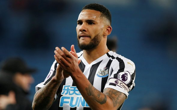 Image for Lascelles extremely doubtful for Leicester game
