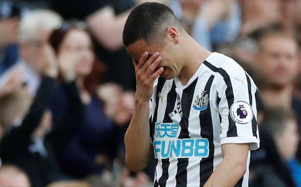 Image for Pearce questions Almiron