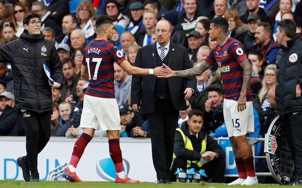 Image for Sevilla want Ayoze Perez