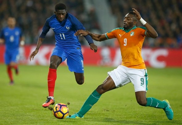 Newcastle in the race to sign Wilfried Kanon