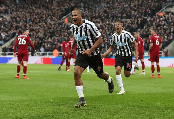 Rafa's Newcastle thrash relegated Fulham 4-0 on final day of season