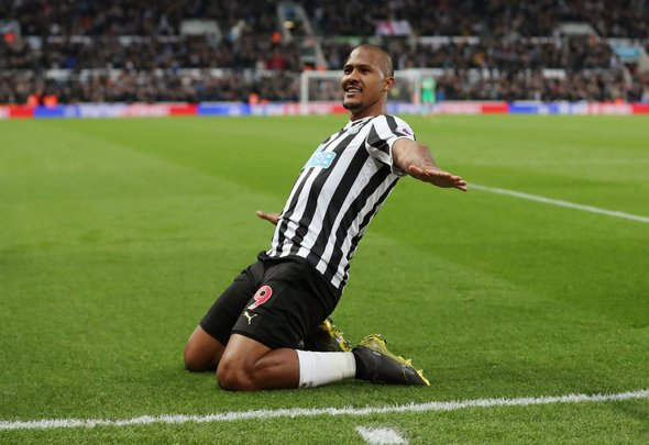 Newcastle table £9.4m offer for Rondon