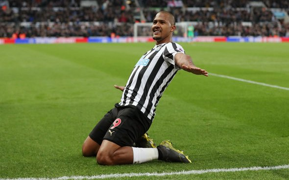 Image for Cascarino gushes over Rondon's Newcastle spell
