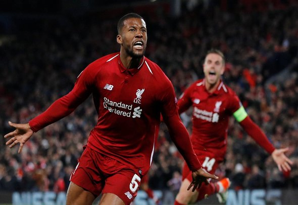 Wijnaldum sends message to Newcastle