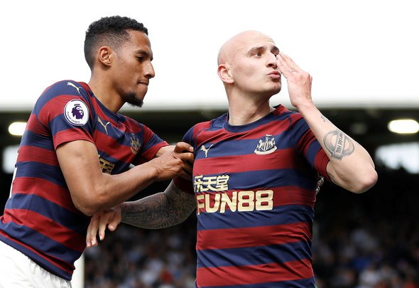 Newcastle must keep Shelvey
