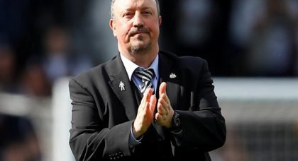 Nixon gives update on Benitez