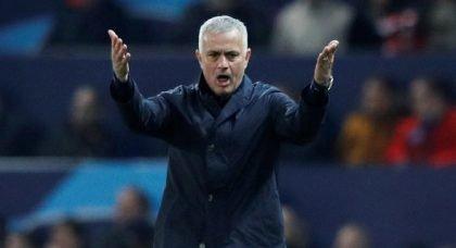 Mourinho top of Kenyon shortlist
