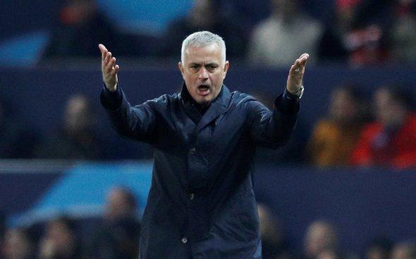 Image for Mourinho top of Kenyon shortlist