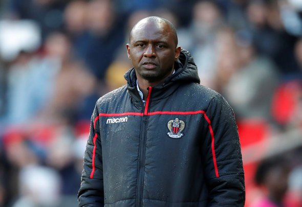 Vieira rules himself out of Newcastle job