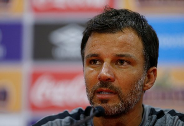 Anthony Hudson to be interviewed on Skype