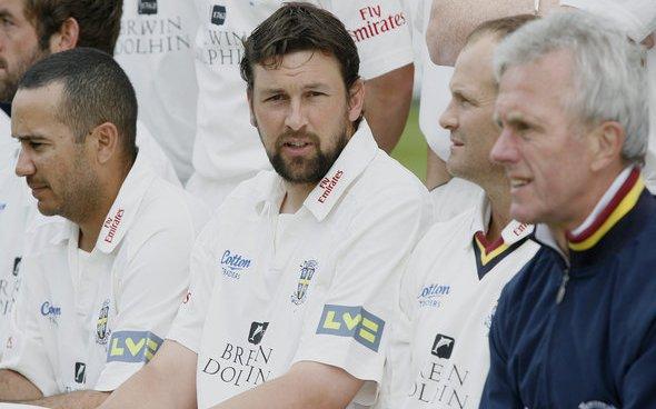 Image for Gough jokes about Harmison managing Newcastle
