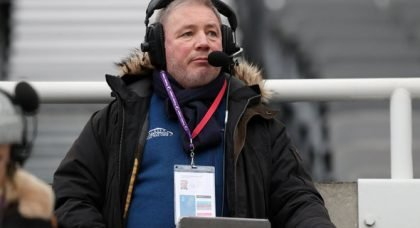 McCoist despairs at Benitez situation