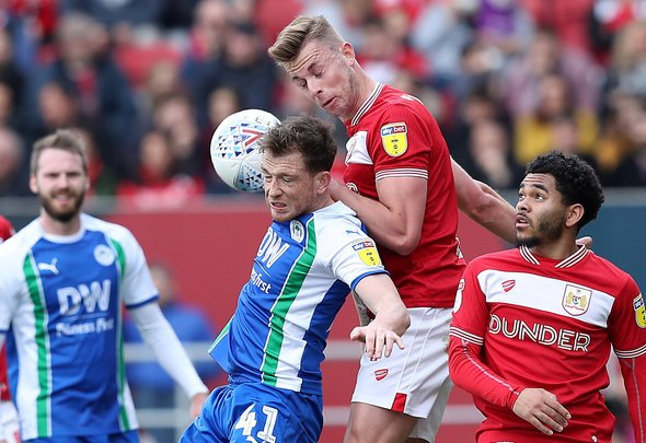Bristol City slap £30m price tag on Newcastle target Webster