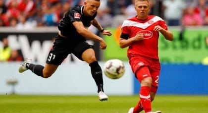 Newcastle want Augsburg left-back Philipp Max