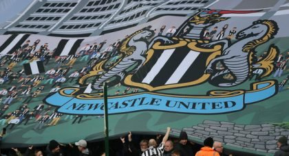 Newcastle fans rave over club legend's attire