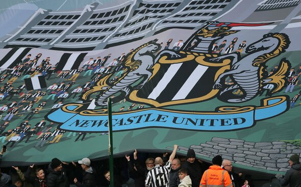Image for Newcastle fans rave over club legend's attire