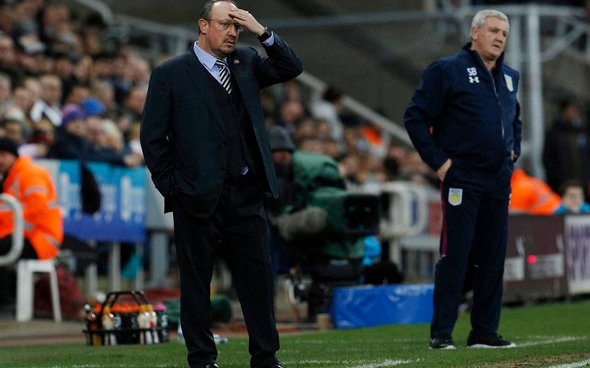 Image for Longstaff urges Newcastle to forget Benitez