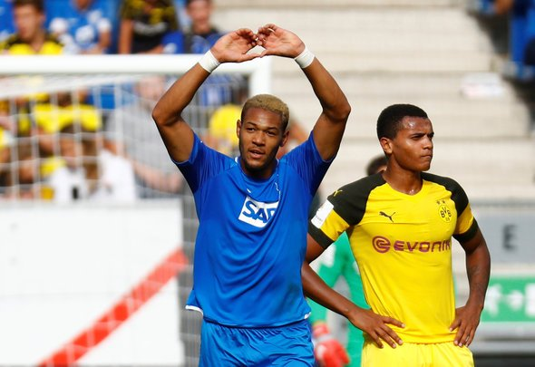 Newcastle in 'very advanced talks' for Joelinton
