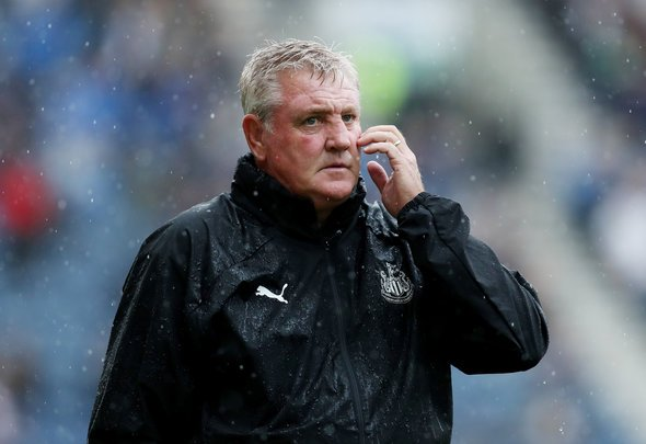 Steve Bruce not under any immediate pressure
