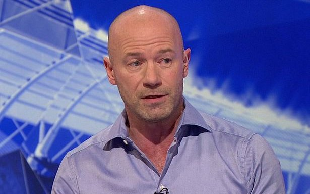 Image for Shearer reacts to Walters tweet