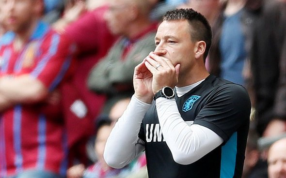 Image for Gray warns Terry off Newcastle job