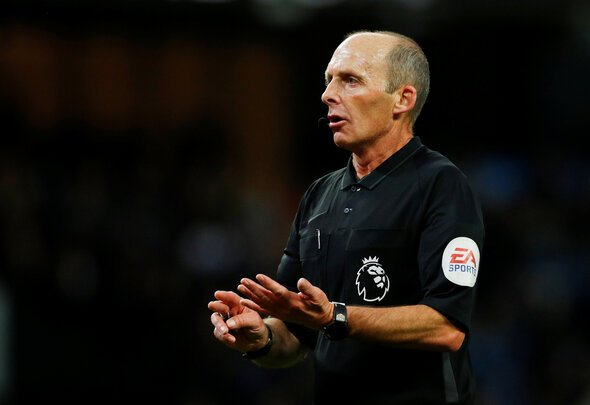 Newcastle fans unhappy with Mike Dean set to ref Tottenham match