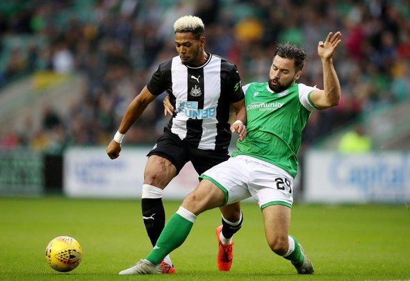 Image for Le Tissier backs Newcastle for survival