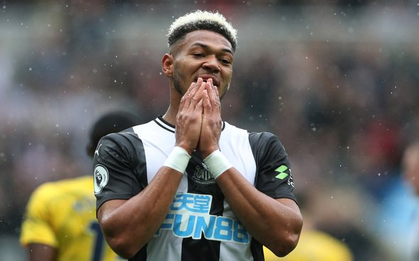 Image for Joelinton: Newcastle United scouted striker 24 times before club-record transfer