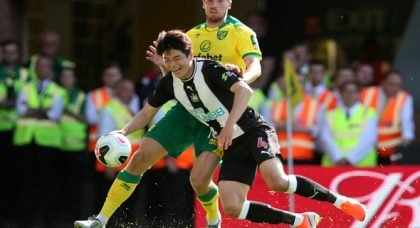 Ki deserves chop after display v Norwich