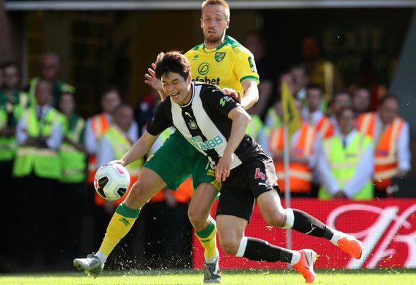 Image for Ki deserves chop after display v Norwich