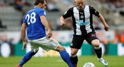 Longstaff missed on Premier League debut v Liverpool