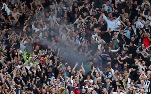 Image for Newcastle fans react to BZG report