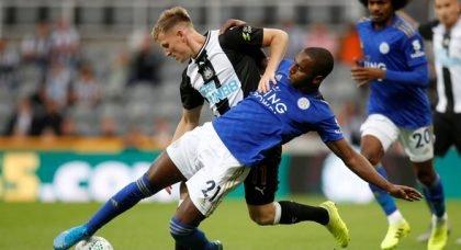 Durham: Ritchie third best left back in the PL