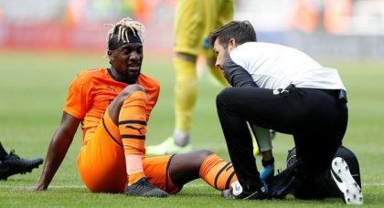 Newcastle fans slam Bruce over Saint-Maximin injury