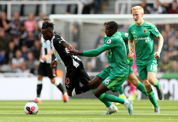 Adam Smith raves about Christian Atsu ahead of Newcastle v Bournemouth