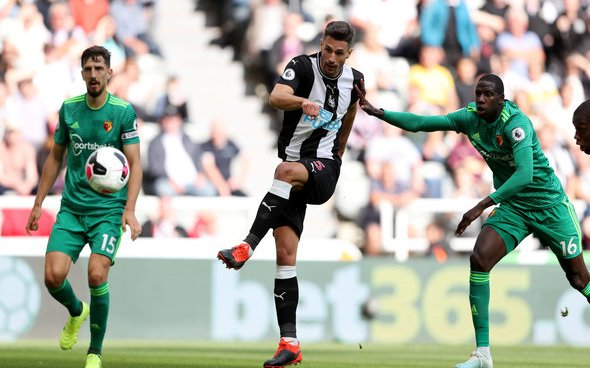 Image for Newcastle must tie Schar down