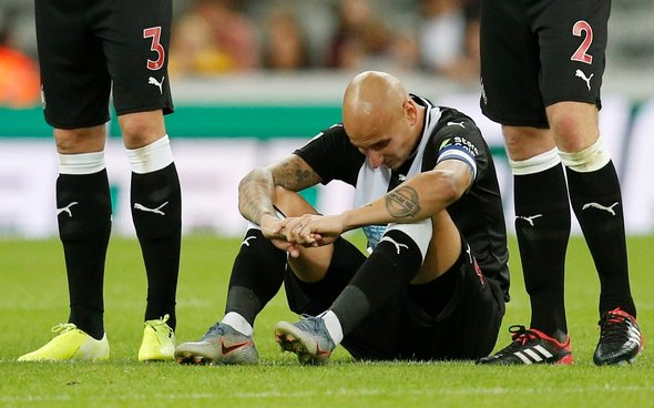 Image for Shelvey hits back at embarrassing critics
