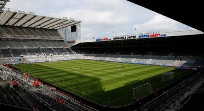 Newcastle set to sign Ludwig Francillette