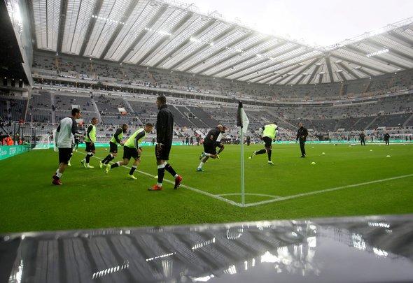Done deal: Newcastle sign Francillette