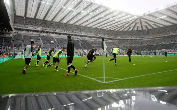 Image for Newcastle hold talks with FA over England clash