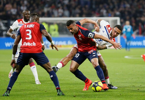 Newcastle in loan swoop for Lille ace Thiago Maia