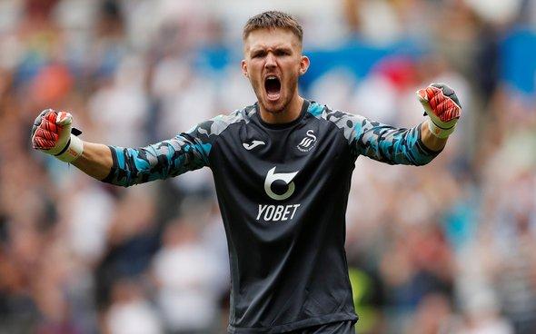 Image for Transfer news: Freddie Woodman set for Newcastle United return