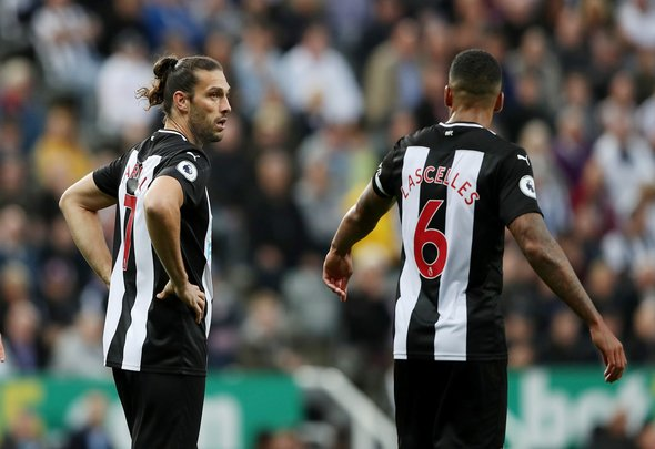 Newcastle fans react to Carroll report