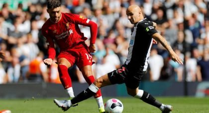Shelvey surely set for second chance v Brighton