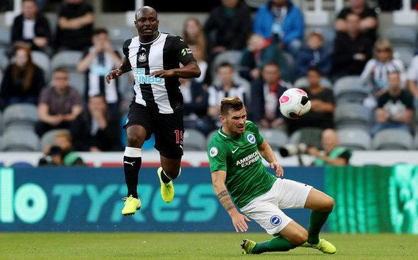Image for Willems: Newcastle were tired and confused