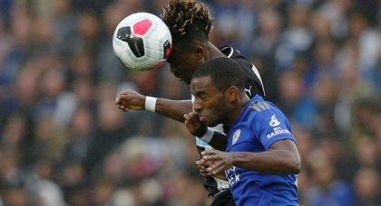 Newcastle fans destroy Atsu v Leicester