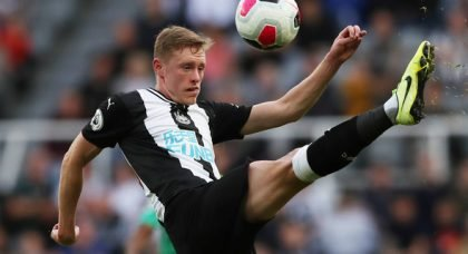 Longstaff suffers freak injury