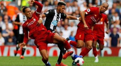 Morrison has doubts about Carroll/Joelinton partnership
